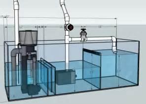 how to plumb a sump 3reef aquarium forums