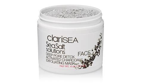 Clarisea Pore Detox Activated Charcoal Exfoliating Mask by Clarisea Pore Detox Mask Groupon Goods