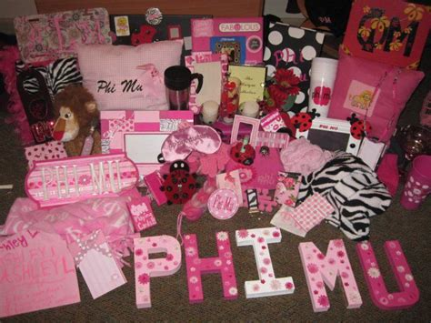78 ideas about phi mu crafts on pinterest big little