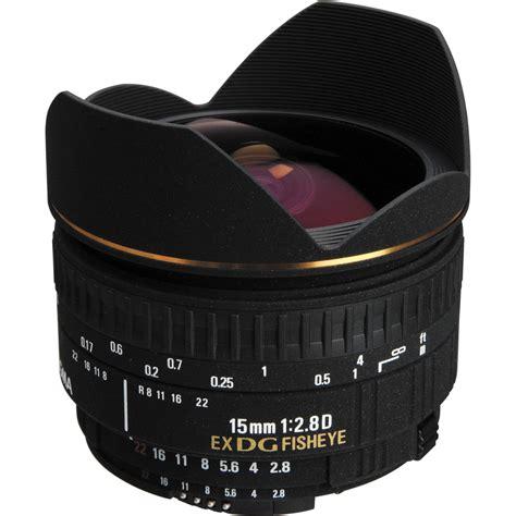 Sigma Fisheye sigma 15mm f 2 8 ex dg diagonal fisheye lens for nikon af