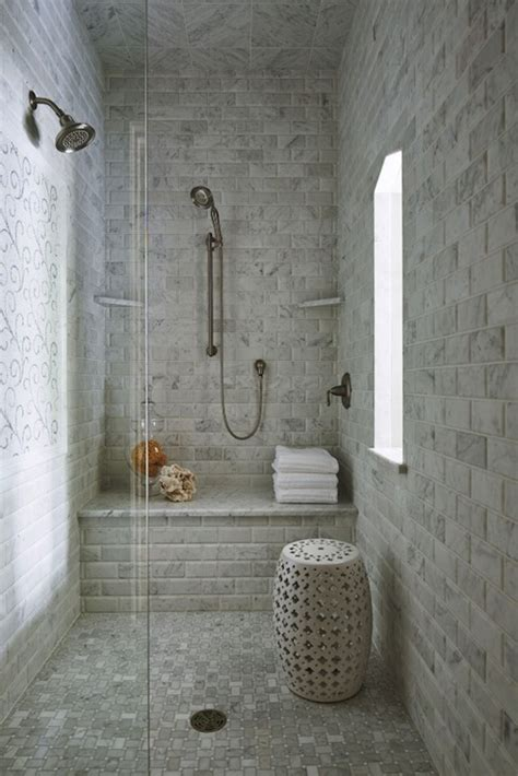 carrara marble subway tile bathroom beveled marble subway tiles transitional bathroom