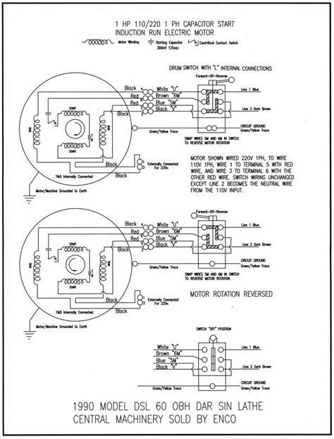 Wiring 1942 Drum Switch/Motor