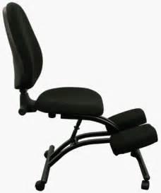 Best Kneeling Desk Chair Ergonomic Kneeling Posture Office Chair W Back Wheels
