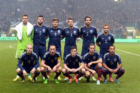 scotland football team international challenge match recap scotland v england
