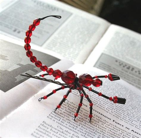 is a scorpion on insect beading pinterest