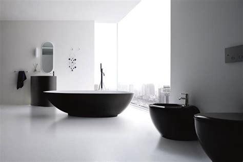 vasca da bagno nera 15 sofisticate vasche da bagno nere mondodesign it