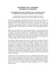 Diversity Policy Template by Diversity Statement Sle Template Best Template Collection