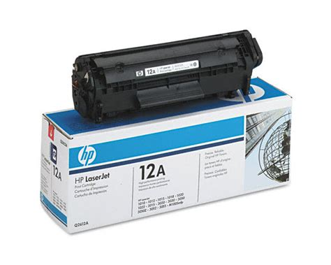 Printer Hp Jet 1010 hp laserjet 1010 1010w toner cartridge oem 2 000 pages
