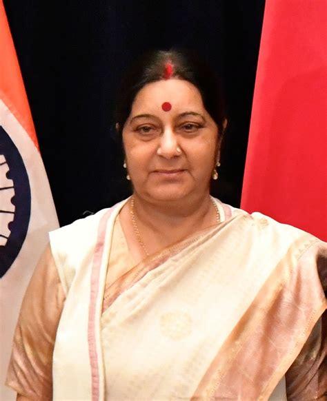 Sushma Swaraj Wikipedia | sushma swaraj wikipedia