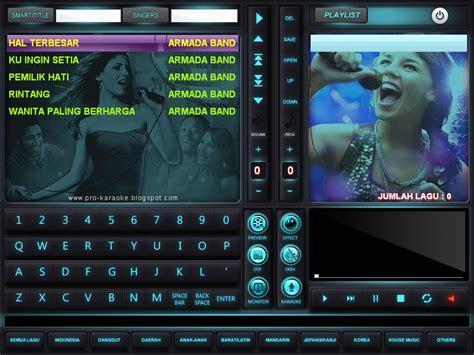 Laris Nameset Player Gradeori Import pro karaoke xtreme edition 10 new soft karaoke family