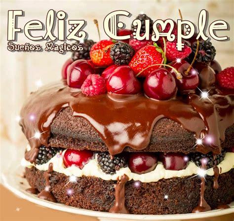 imagenes feliz cumpleaños tortas postal de feliz cumple im 225 genes y postales de amor