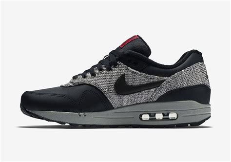 Nike Airmax One Black Grey nike air max 1 537383 065 black grey sneaker bar detroit