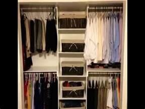 diy small closet organization ideas