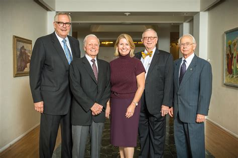 Of Tulsa Mba Admissions by Business Leaders Inducted Into Of Fame College Of