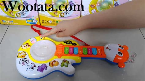 Mainan Anak Animal World mainan bayi usia 6 bulan mainan oliv