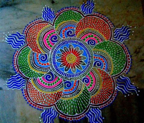 pattern design competition rangoli an introduction of indian art the morning home