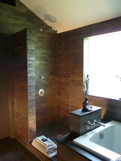 open shower bathroom design open shower idea master bedroom walk in closet