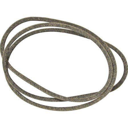 craftsman primary drive belt replacement   deck