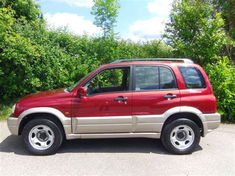 Suzuki Grand Vitara 2002 For Sale For Sale 2002 Suzuki Grand Vitara 16 Valve 5 Door Lovely