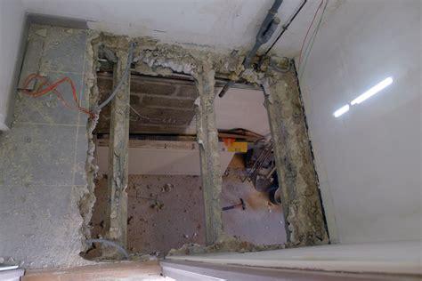 171 cr 233 ation atelier dans sous sol presque la fin