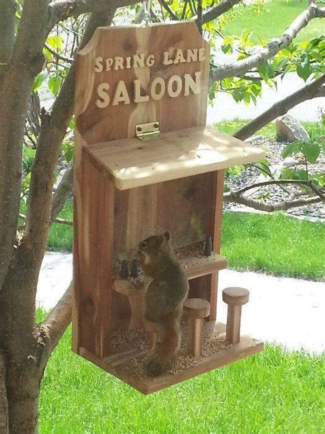 Handmade Bird Feeder - handmade saloon bird feeder fullact trending stories