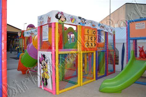 gonfiabili per interni playground per interni