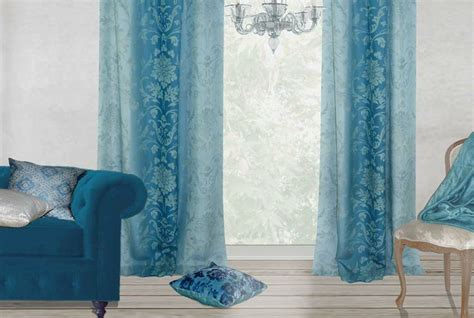 Teal Ombre Curtains Pin By Colton On New Dining Room