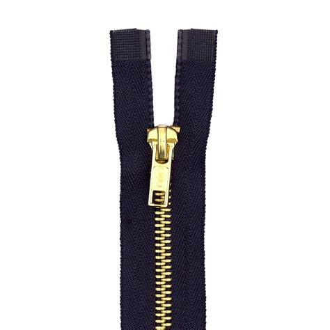 Jaket Zipper Cloud 9 Putih coats clark heavy weight brass separating zipper 18