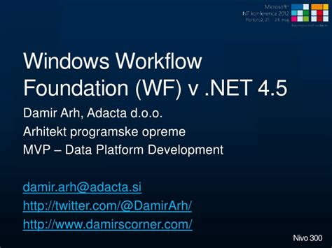 windows workflow foundation 4 windows workflow foundation wf v net 4 5