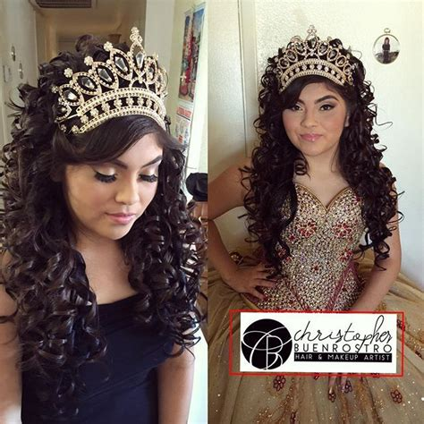 curly hairstyles quinceanera dont even have a caption im honestly so speechless