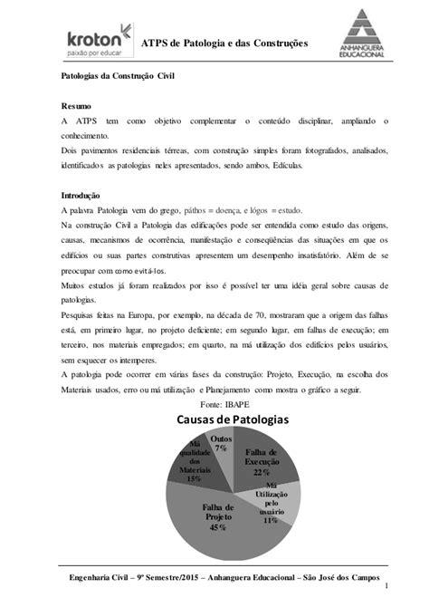 Atps patologia