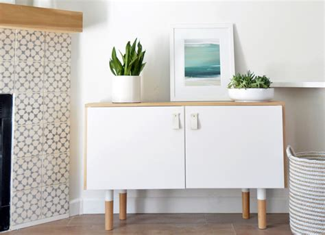 10 of the very best ikea hacks of 2017 so far ikea console table hack ikea hacks the very best of