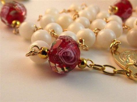 Handmade Rosaries From Roses - 1000 images about rosary and prayer on