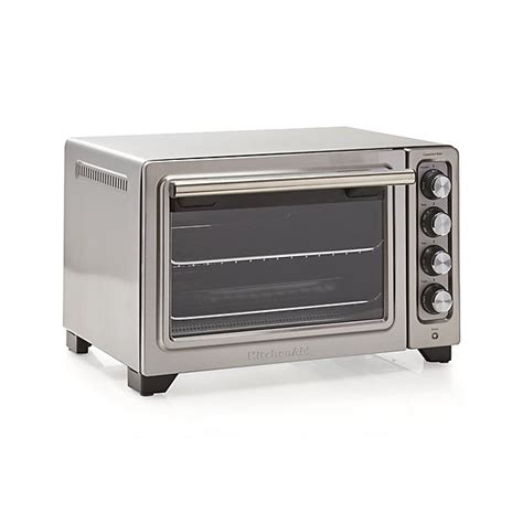 kitchenaid compact convection toaster oven crate