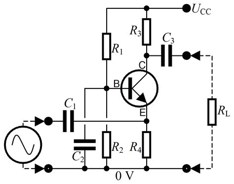 transistor lifier common base file common base lifier png wikimedia commons