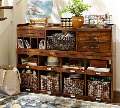 Pottery Barn Entryway Furniture pottery barn entryway furniture sale save 15 on furniture organizing must haves