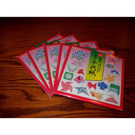 Where To Buy Origami Paper In Stores - 150 mm 32 sh chiyogami print origami paper bulk