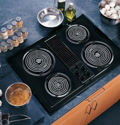 ge jpbjbb   electric modular downdraft cooktop
