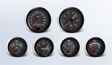 Sepidometer Indikator cockpit 6 kit for air cooled vw s with 3 3 8 quot speedometer tachometer instrument kit
