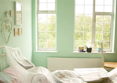 Green Blue Walls by Pretty Colour Dulux Forest Falls 5 For Our Home