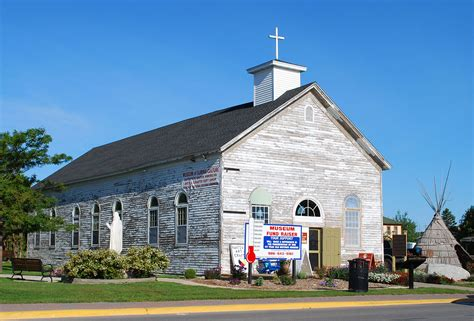 St The by St Ignace Mission