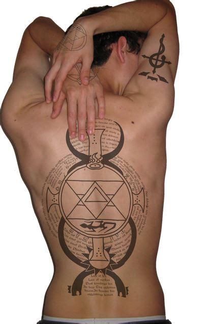 imagenes de simbolos alquimistas tatuajes de alquimia tendenzias com