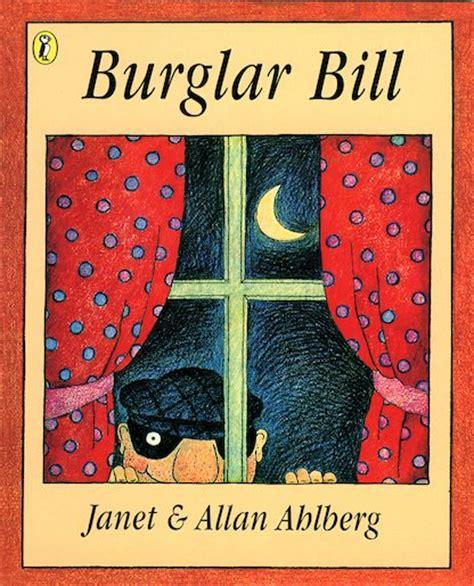 libro burglar bill picture puffin burglar bill