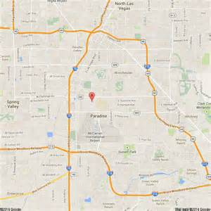 Las Vegas Map Google by Location Map And Fantasy Halloween Ball