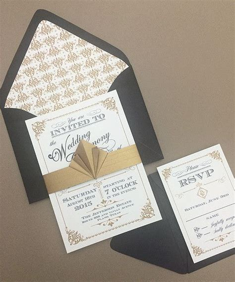 cd style wedding invitations the 25 best deco wedding invitations ideas on