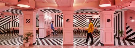 wes anderson inspired indian restaurant mind