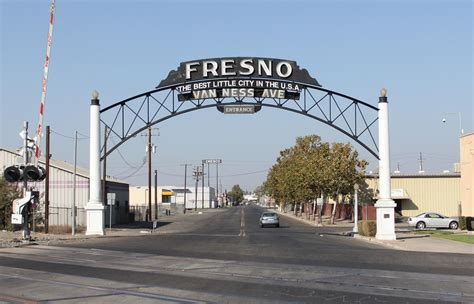 Fresno Search Historic Fresno Arch May Move For High Speed Rail Valley Radio