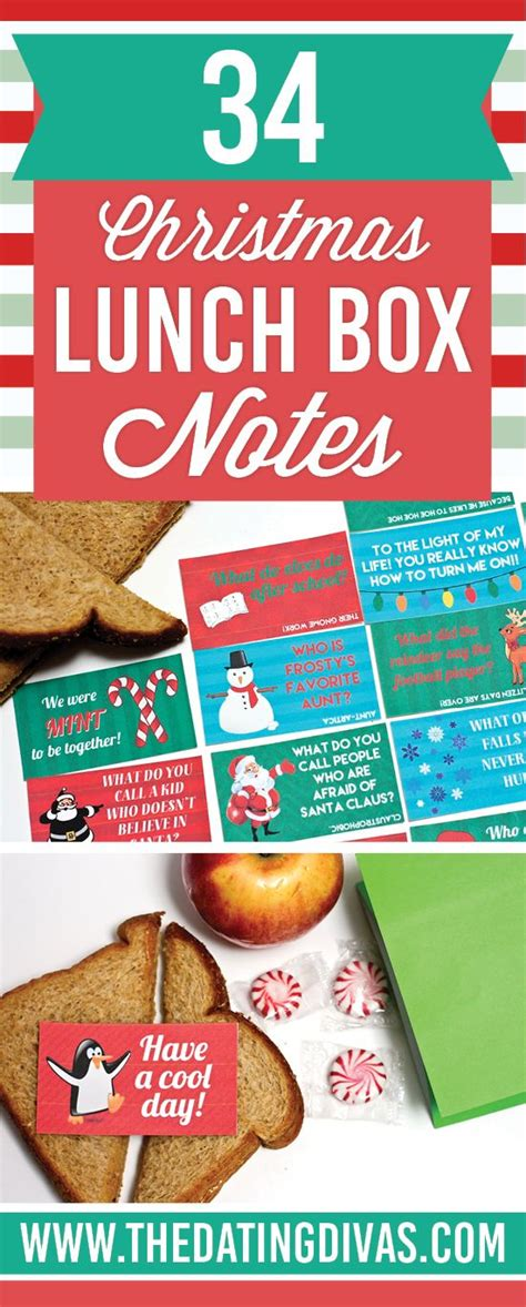 christmas themes lunch 100 holiday themed lunch box notes pinterest kid