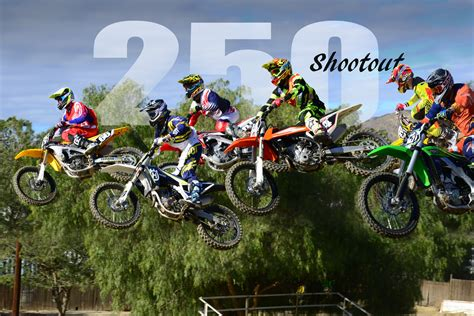 motocross 250f shootout 2016 250f mx shootout dirt bike magazine