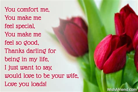 make me comfortable love messages for boyfriend
